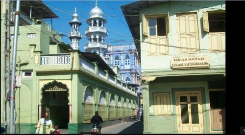 Chunarwada Masjid,Rander